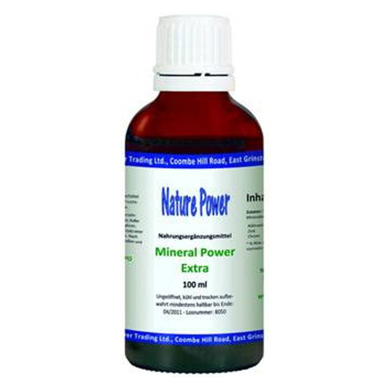 Mineral Power - 100ml
