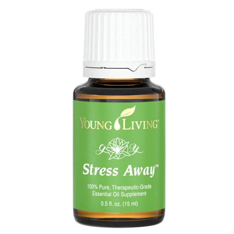 Stress away - reines Ätherisches Öl – 15 ml